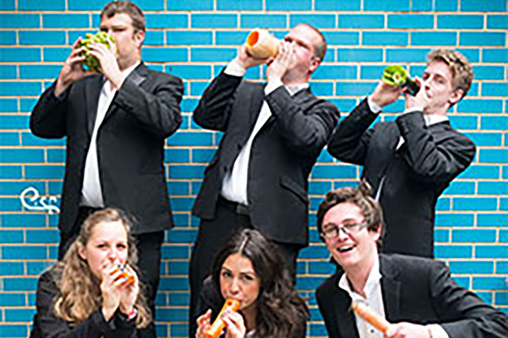 EVENT: LONDON'S VEGETABLE ORCHESTRA