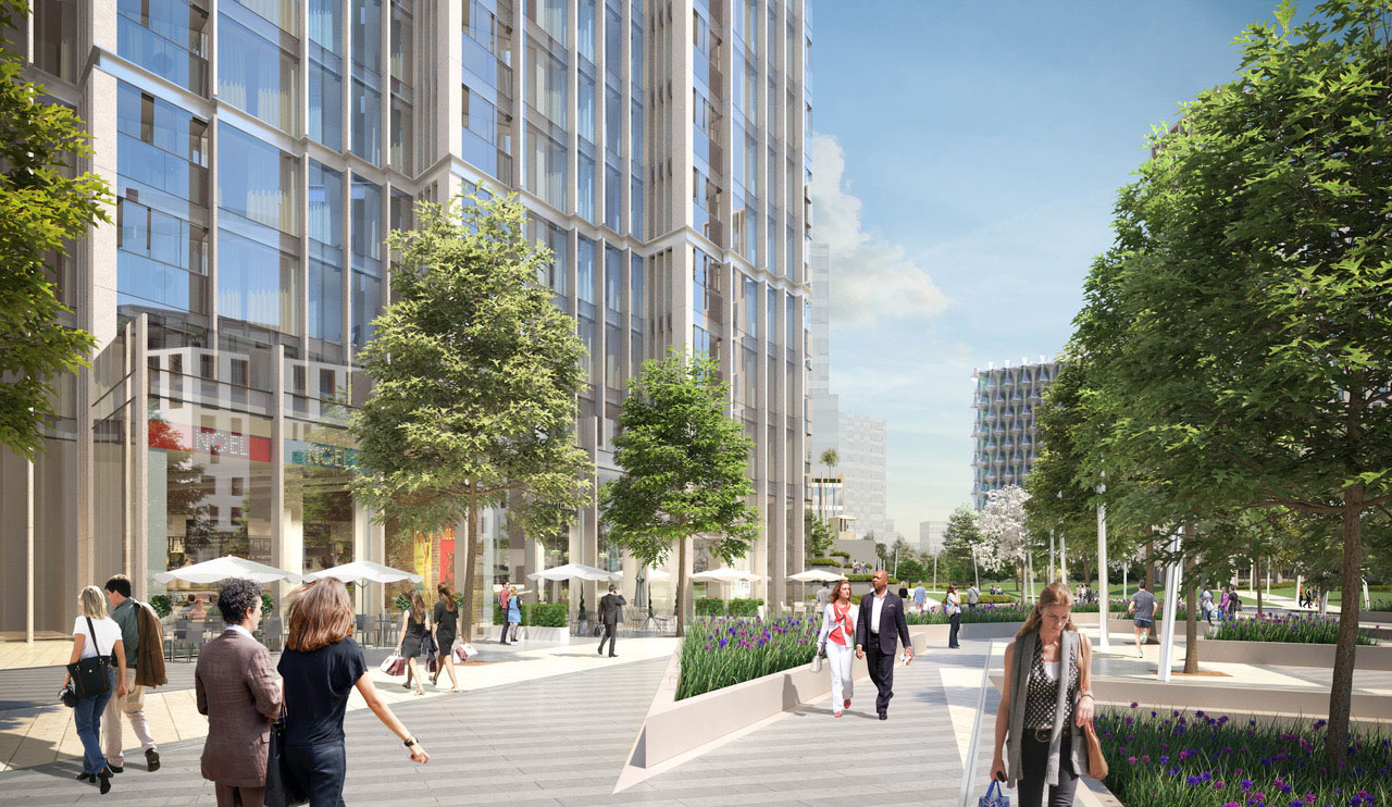 ST. MODWEN SELLS NINE ELMS TO WANDA